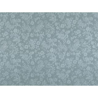 Tapete Damask silbergrau - Wonham exclusive!